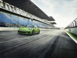 포르쉐, 제네바모터쇼서 911 GT3 RS 첫 공개