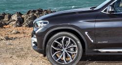 금호타이어, BMW 뉴 X3에 전용 타이어 공급