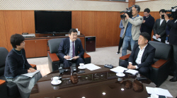 금호타이어 일반직, 더블스타 회장 만나 `독립경영·고용안전` 요구
