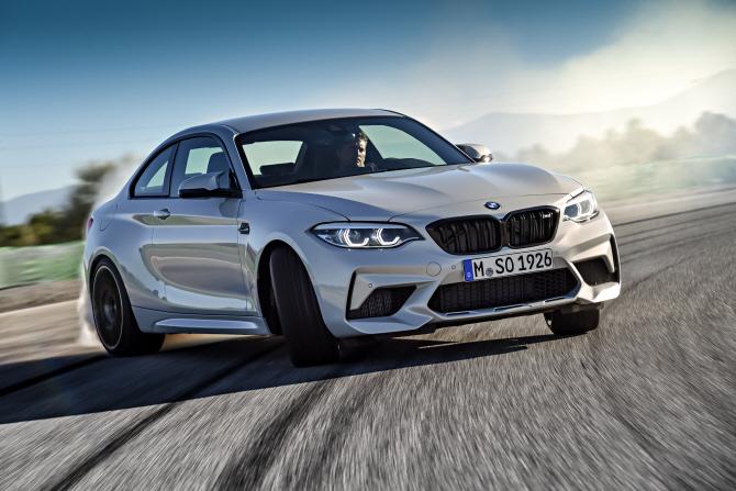 BMW, 2018 베이징모터쇼서 고성능 모델 '뉴 M2 컴페티션' 공개