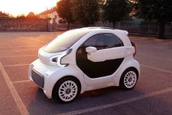 세계 최초 3D 프린팅 전기차 'LSEV', 내년부터 판매...