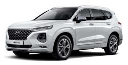 현대차, 싼타페 스페셜 모델 '인스퍼레이션' 출시