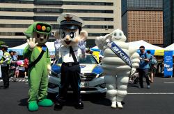 미쉐린코리아, 도로교통공단·종로경찰서와 교통안전...