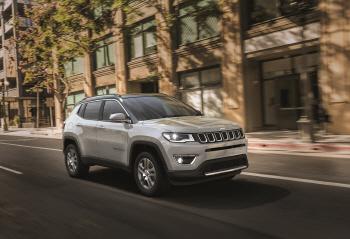 지프, 새로운 소형 SUV '올 뉴 컴패스' 국내 출시
