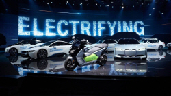 고성능 BMW M 너마저도..2030년 전모델 전기차로