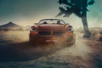 "BMW 'Z4', 공개에 앞서 이미지 유출…""디자인·엔진 싹 바꼈다"""