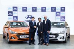 현대차, 인도 2위 차량공유업체 레브에 전략 투자