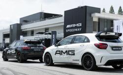 한국타이어, 벤츠 AMG 스피드웨이에 타이어 독점 공급