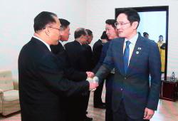 방북 경제인단, 北 대외경제 총괄 만나 '신경제구상' 비전 공유(종합)