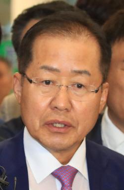 """홍준표 """"5.18 유공자 명단에 내 이름이?"""""""