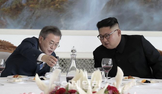"""김정은, 서울 답방때 '외가' 한라산 방문?...靑 """"좋은 아이디어"""""""
