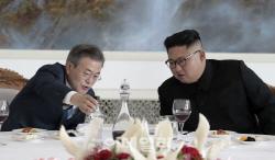 """김정은, 서울 답방때 ''외가'' 한라산 방문?...靑 """"좋은 아이디어"""""""