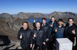 남북정상 백두산 동반에 K2 홍보효과 '톡톡'
