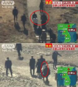 日언론, 中국경지역에 헬기 띄워 남북정상 백두산 동행 촬영