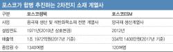 """[단독]최정우 """"소재 수직계열화 당장 시작""""…포스코 '통합추진반' 출범"""