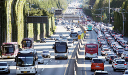 고속도로 위 휘발유, 전국 평균보다 저렴…귀경길 가장 싼 주유소는?