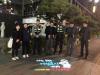 남양주시, 밤길 안전 위해 23곳에 방범용 '로고젝터' 설치