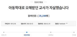 """""""아이 밀쳐?"""" 김포맘카페 신상털기…결혼 앞둔 보육교사 '투신 사망'"""