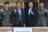 LG이노텍, '파주 제2기갑여단'에 위문품 전달