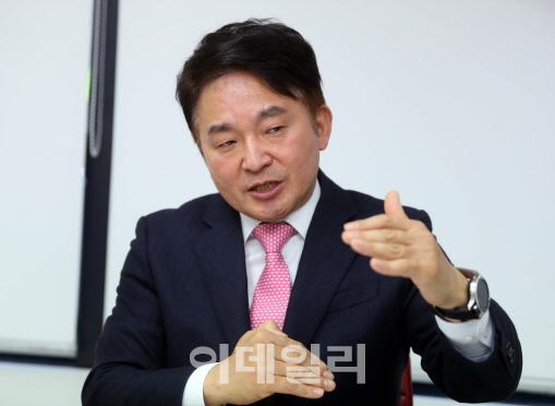 """원희룡 """"제주온단 김병준 만나지만…"""" 한국당行 거부 의사"""
