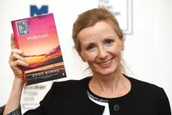 올해 英'맨부커상'에 애나 번스 '밀크맨'…북아일랜드 첫 수상