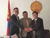 인트로메딕 등 3개社, 몽골 '폐차 자원화 사업' 독점 진출