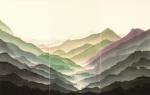 [e갤러리] 저 산은 내게 잊어버리라 하고…김준권 '이 산~저 산~'