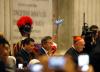 文대통령, 한반도 평화 특별미사 참석…외국 정상으로 이례적 기념연설