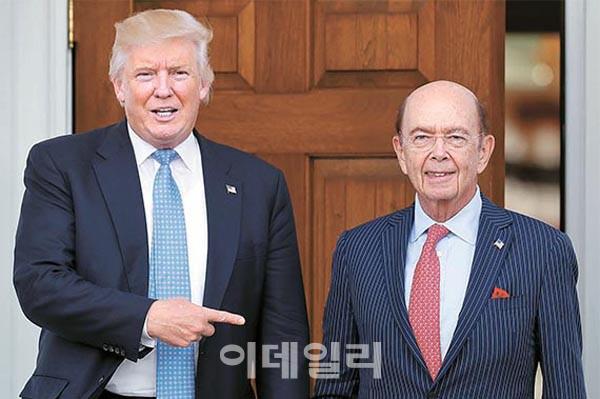 """""""美中무역협상, 난국""""..'낙관론'에 선 그은 美상무장관"""
