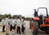 대동공업, '청년농부 농기계 스쿨' 진행