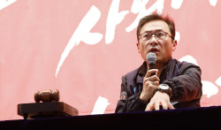 [줌인]제발등 찍은 민노총…대의원대회 무산 김명환 리더십 '흔들'