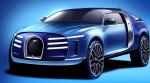 슈퍼카 부가티도 SUV 열풍에 합류한다…가격은 20억원?