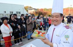 [포토] 이천쌀문화축제 쌀요리