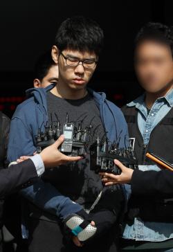 '강서구 PC방 살인' 김성수 공개
