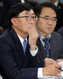 """[2018국감]안효준 국민연금 CIO """"해외 다변화..인도 등 신흥국 투자 늘리겠다"""""""