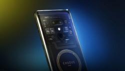 HTC, 세계 첫 블록체인 스마트폰 `엑소더스1` 공개…비트코인·이더리움으로만 구입