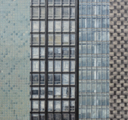 [e갤러리] 건물, 리듬을 타다…김수영 '워크 no.50'