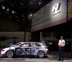 현대차, '고성능 N' 중국에 첫 선…시장 진출 예고