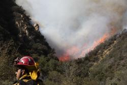 [포토] 美 加州 산불 사망자 31명으로 늘어…역대 최다 기록