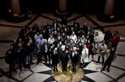 '니벨룽의 반지' 개막 전 최종 리허설 진행