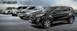 세계 '도심형 SUV' 시초는 한국..기아차 스포티지의...