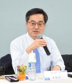 """김동연 """"임기 마칠 때까지 혁신성장 본궤도 올리기 위해 노력"""""""