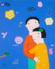 [e갤러리] '더하기보단 덜어내는' 작가 사랑법…신철 '사랑해요'