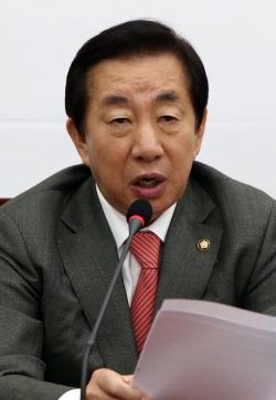 """김성태 """"황교안, 온실 속 화초…오세훈, 눈치 많이 봐"""""""