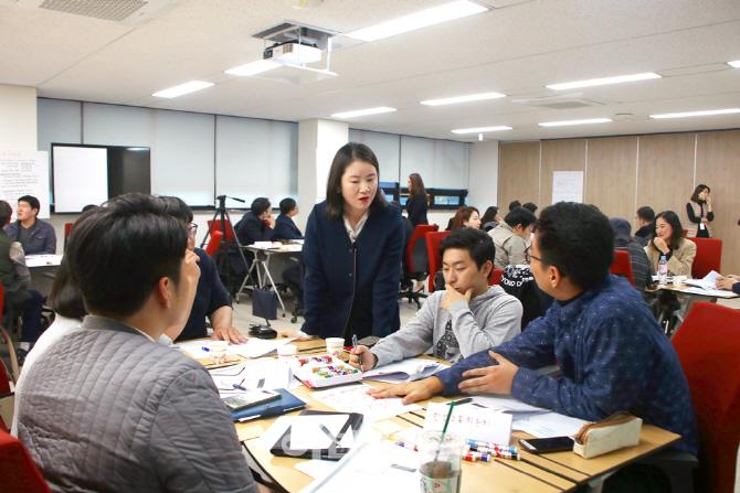청년 정치 교육의 새 모델 제시한 한국당