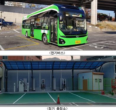 오늘부터 서울시에 전기시내버스 달린다…연내 3개 노선 도입