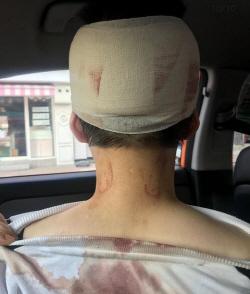 """""""여혐? 먼저 '한남커플' 조롱"""" 이수역 폭행 사건 진실은..."""