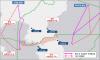 [그래픽]北측이 제안한 남북간 동·서해 국제항공로