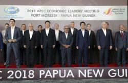 文대통령, APEC 정상회의서 '혁신적 포용국가' 비전 제시(종합)