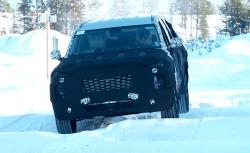 현대차, '대형 SUV' 펠리세이드에 '스노우 모드' 탑재